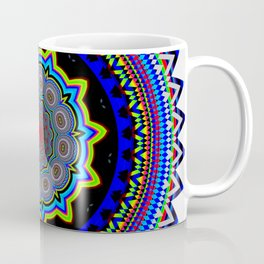 Zoom Mandala Coffee Mug