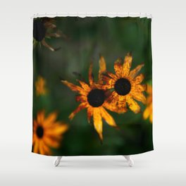 Fall Flowers in New Hampshire No. 2 Shower Curtain