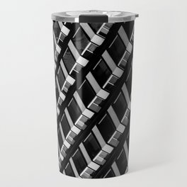 Abstract Architecture I Travel Mug