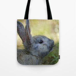 The cutest rabbit Tote Bag