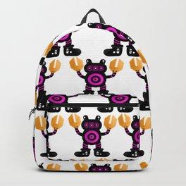 Robot Raccoon Backpack