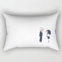 Fine Rectangular Pillow
