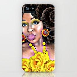 Grace Cole iPhone Case