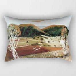 Cunningham's Gap, NSW, AUSTRALIA Rectangular Pillow