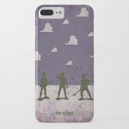 Small soldiers toy story iPhone Case