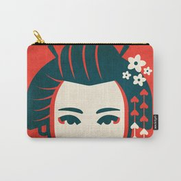 Geishas/Maikos of Kyoto Carry-All Pouch