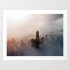 Kuala Lumpur - Malaysia Art Print