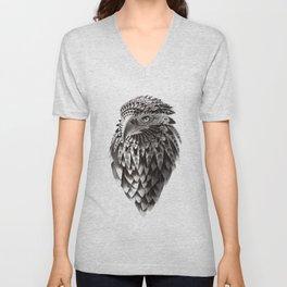 eagle shaman Unisex V-Neck