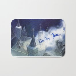 December's Tale Bath Mat