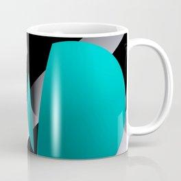 go turquoise -6- Coffee Mug
