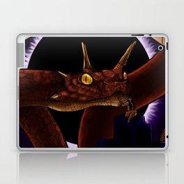 Yig the Great Snake God Laptop & iPad Skin