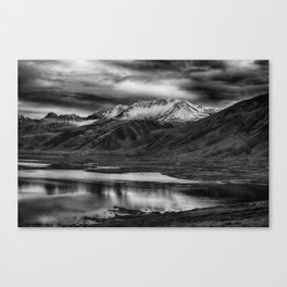 Snaefellnes Peninsula 3 Canvas Print