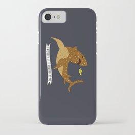 I wonder if it remembers me - The Life Aquatic iPhone Case
