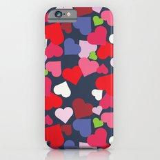 queen of hearts I iPhone 6s Slim Case