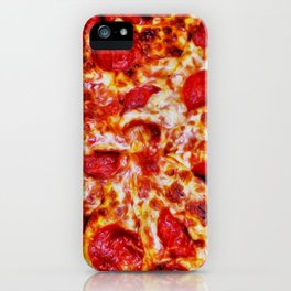Pizza Painting iPhone Case