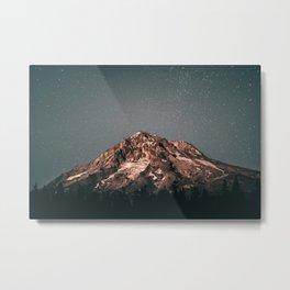 Mount Hood VI Metal Print