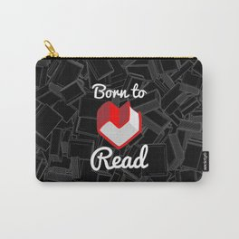 Born to Read Carry-All Pouch