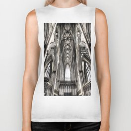 York Minster Art Biker Tank