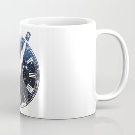 Journey through space and time Coffee Mug