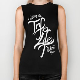 Living the Trife Life Biker Tank