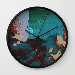 CRSCC Wall Clock