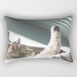 Kitty Companion Rectangular Pillow