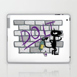 Do it wall Laptop & iPad Skin
