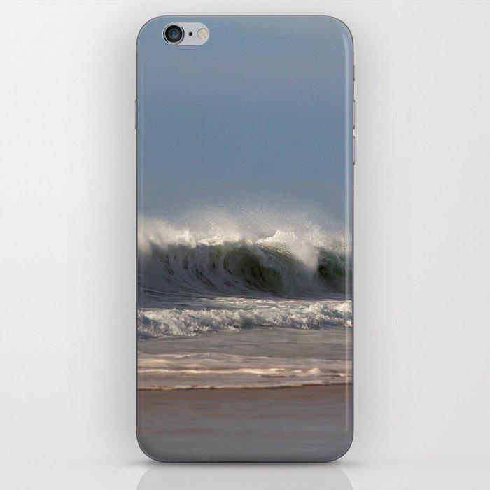 Strong Shorebreak iPhone Skin