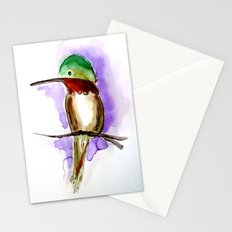 Hummingbird A Stationery Cards