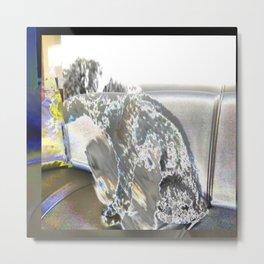 Sparkle Metal Print