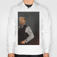 moriarty Hoodies featuring Moriarty lives by San Fernandez