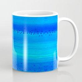 Blue Sky Blue Waters Coffee Mug