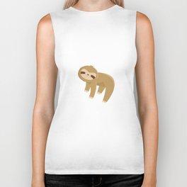 Sloth Always be Yourself Unless Biker Tank