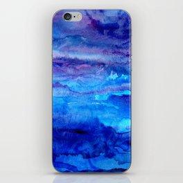 Spiritual Realm - Fantasy Acrylc painting iPhone Skin