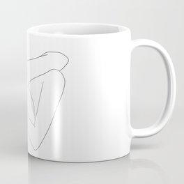 Embrace illustration - Kiera Coffee Mug