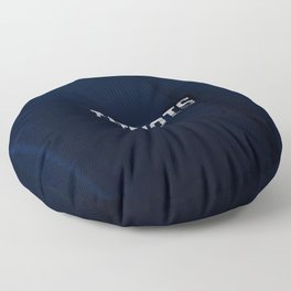 Football Floor Pillow