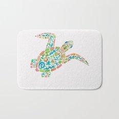 Surf Turtle Bath Mat
