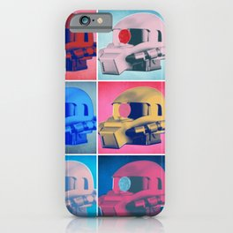 Zaku: Pop Art iPhone Case