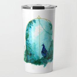 Emerald Jungle Travel Mug