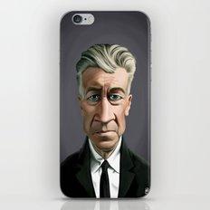Celebrity Sunday ~ David Lynch iPhone & iPod Skin