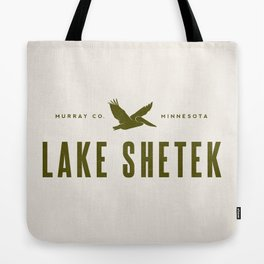 Lake Shetek Tote Bag
