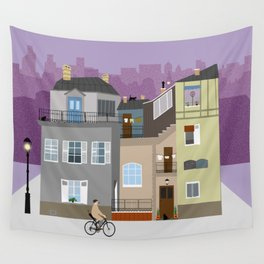 Mon Oncle Wall Tapestry