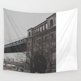 The Brooklyn Bridge Wall Tapestry