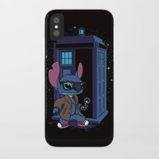 The 626th Doctor iPhone X Slim Case