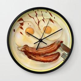 G O O D M O R N I N G S U N S H I NE Wall Clock