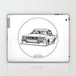 Crazy Car Art 0209 Laptop & iPad Skin