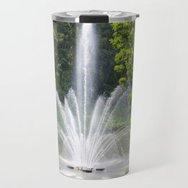 Amazing Fountain Travel Mug