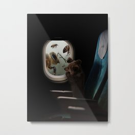 Leaving Home Metal Print