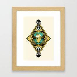 ANCIENT RELIC Framed Art Print