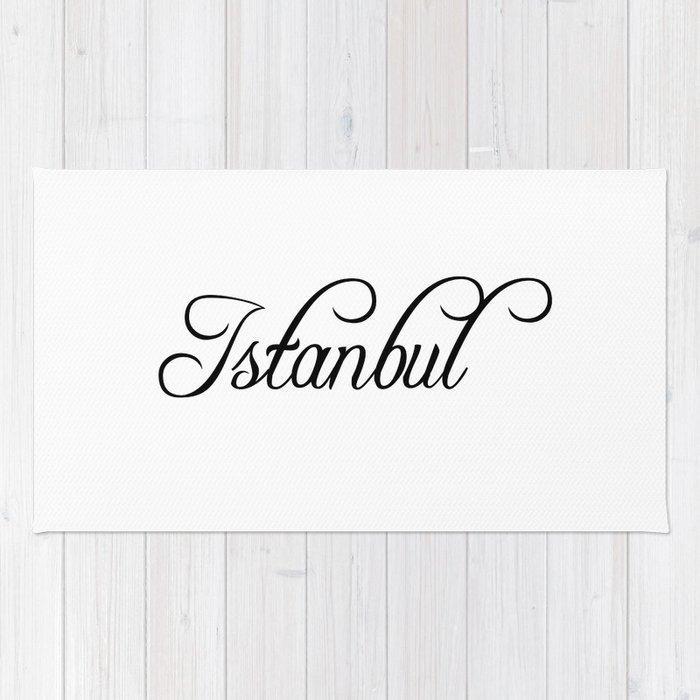 Istanbul Rug